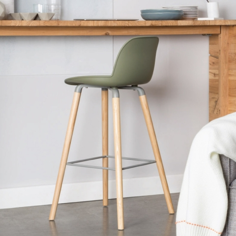 Albert Bar & Counter Stool